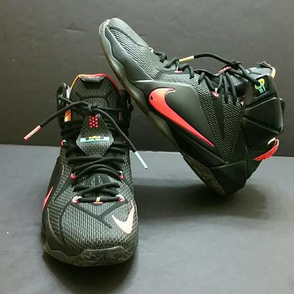 lebron 12 mens shoes Shop Clothing